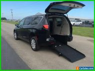 2020 Chrysler Voyager L Wheelchair Handicap Accessible