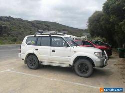 Toyota Landcruiser Prado Grande 4x (4x4) 4sp Automatic