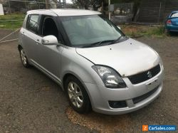 Suzuki Swift 1.5L Manual 2010 Model  STATUTORY WRITE-OFF!!! BUY FOR PARTS ONLY