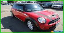 2007 Mini Cooper S 2dr Hatchback