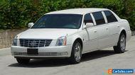 2007 Cadillac DTS EXECUTIVE LIMOUSINE