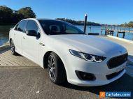 Ford Falcon XR6 Turbo FGX Ex-NSW Police HWP 106,xxxKM 2016