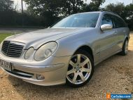 MERCEDES E200 KOMPRESSOR AVANTGARDE ESTATE AUTOMATIC AMG BADGED TUNED & MODIFIED