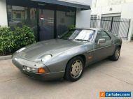 1987 Porsche 928 S4 Automatic 4sp A Coupe