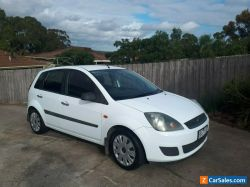 Ford Fiesta 2006 manual 4door with hatch