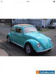 1962 Volkswagen Beetle (Pre-1980) rag top