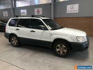 2003 SUBARU FORESTER 2.5X SUV-AUTO-283K'S-EMISSIONS LIGHT ON-$1,900 NO RWC