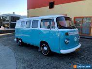 1979 VW Volkswagen Kombi BUS Transporter Promo Campervan # beetle Karmann