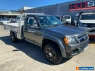 2008 Holden Colorado RC LX Grey Manual M Cab Chassis