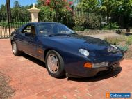 1990 PORSCHE 928 S 4 AUSTRALIAN DELIVERED ONLY 142,000 KM FROM NEW