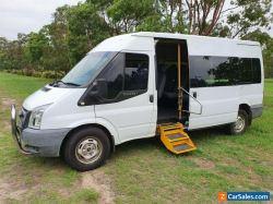 Ford Transit 12 seater Bus
