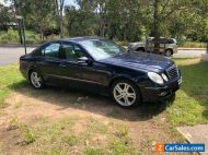 2006 MY07 Mercedes Benz E280 Avantgarde (timing chain replacement required)