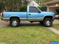 1996 Chevrolet C/K Pickup 1500 Z71 OFF ROAD