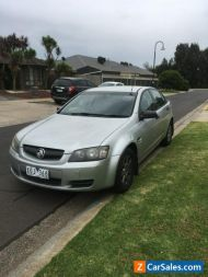 Holden VE Omega (2007), auto, registered(a month)
