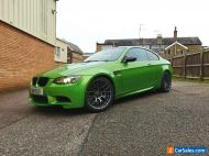 Rare Java Green E92 M3 Comp Pack DCT - 1 of 13 Individual Paint - Low Mileage