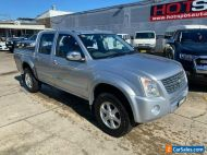 2007 Holden Rodeo RA LT Silver Automatic A Utility