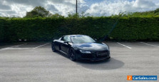 2008 AUDI R8 | BLACK V8 MANUAL | AERO KIT + MILLTEK EXHAUST