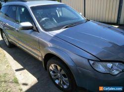 Subaru Outback Premium 3 litre Auto Silver/Black Leather Pristine condition