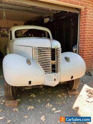Holden body Pontiac 1938