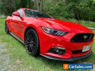 2017 FORD MUSTANG GT FM COUPE 5.0L V8 AUTO