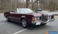 Mercury: Cougar XR7