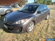 Mazda 3 2013 6 speed manual grey