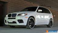 BMW: X5 M 4.4 liter 555hp