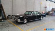 1964 lincoln continental sedan  NOT ford fairlane fairmont falcon cadillac buick