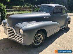 1946 Pontiac Torpedo