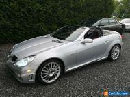2005 Mercedes-Benz SLK-Class
