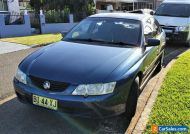 2003 HOLDEN VY COMMODORE LUMINA SEDAN - AUTO