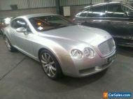 2004 Bentley Continental GT Coupé