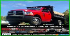 2011 Dodge Ram 3500 Dump Truck