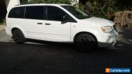 7 seat luxury Chrysler Grand Voyager,2009