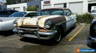 1956 Pontiac 2 dr Hardtop Coupe