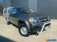 2009 Holden Colorado Grey Manual M Cab Chassis