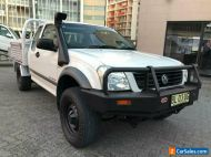 2006 Holden Rodeo RA MY06 Upgrade LX (4x4) Manual 5sp M Spacecab