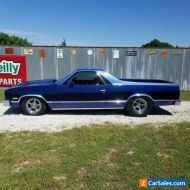1983 Chevrolet El Camino caballero