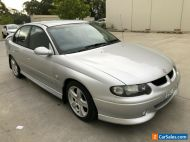 HOLDEN COMMODORE VX SS LS1 2002 6 SPEED MANUAL V8 5.7L VERY CLEAN IN & OUT HSV