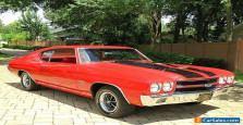 1970 Chevrolet Chevelle 396ci Auto A/C PS PB