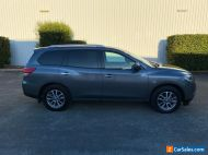 2015 Nissan Pathfinder ST R52 WAGON 7seater with RWC REGO READY SUV automatic