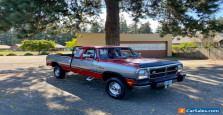 1993 Dodge Ram 2500 Laramie club cab power ram 250 diesel