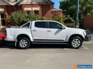 2014 Holden Colorado LTZ 4x2 Sports Auto