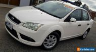 Ford Focus Auto Sedan RWC Air Cond Alloy Wheels Automatic