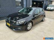 2018 Peugeot 308 T9 MY18 Update Active Black Automatic 6sp A Hatchback