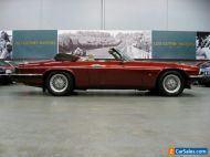 1993 Jaguar XJS 5.3L V12 Convertible