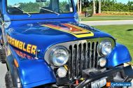 1981 Jeep Scrambler 2 Dr 4WD Convertible