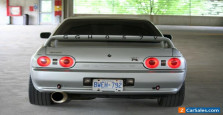 Nissan: GT-R BNR32