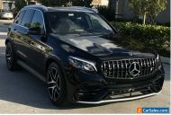 2019 Mercedes-Benz GLC63 AMG GLC