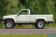 1988 Toyota Hilux 2dr 4WD Standard Cab SB
